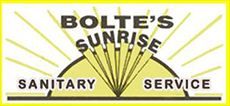 Bolte's Sunrise Sanitary Service